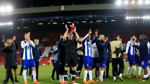 Касийяс с рекорд по мачове в Шампионската лига без допуснат гол