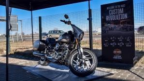 Harley-Davidson Sport Glide дойде в България