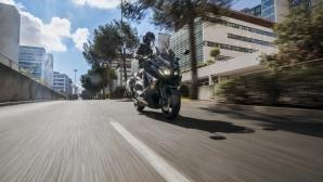 Yamaha TMAX: Най-успешният макси скутер