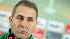 Несериозното отношение ядоса Херо, наставникът критикува играчите