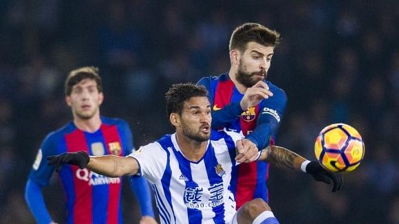 Селесао повика нападател на Реал Сосиедад