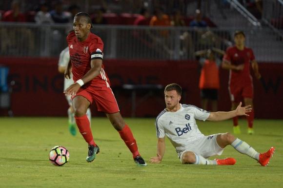 Дрогба спира с футбола след края на сезона в ЮСЛ