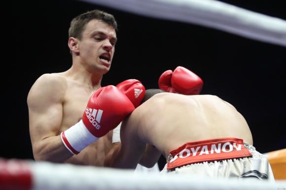 Данаил Станоев излиза в мач за световна титла в София