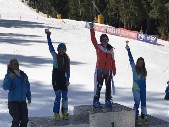 Внучката на Боян Радев стана шампионка на България по ски-алпийски дисциплини