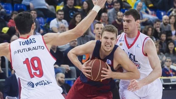 Везенков се върнал контузен в Барса след мач за националния?