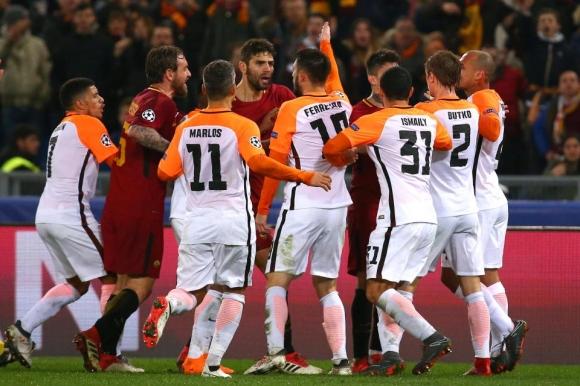 Факундо Ферейра се извини за инцидента срещу Рома