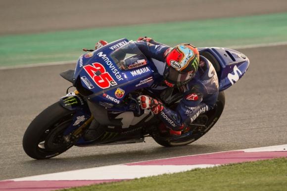 Винялес все още има проблеми с електрониката в MotoGP