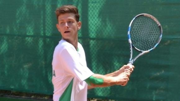 Симон-Антъни Иванов на полуфинал на двойки в Испания