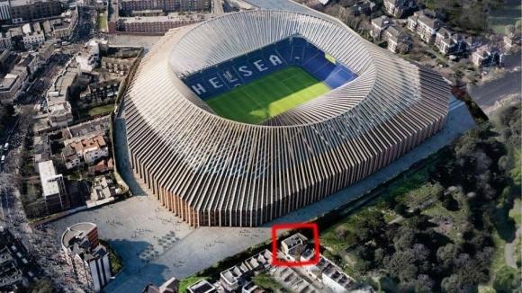 Челси няма пречки да започне строежа на новия си стадион