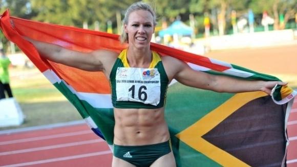 Хорн подобри южноафриканския рекорд на 100 метра