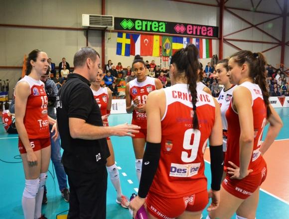 Славина Колева с 6 точки, Алба-Блаж с 3 трета поредна победа в плейофите