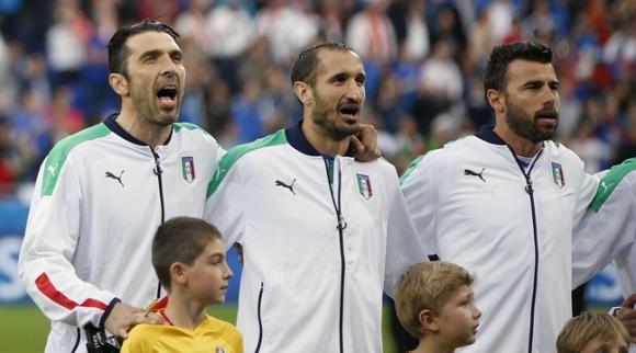 Ювентус с най-много италиански национали в последните 120 години
