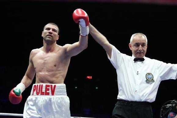 Тервел Пулев излиза срещу непобеден унгарец