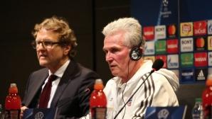 Юп Хайнкес: Има какво да подобряваме в играта си
