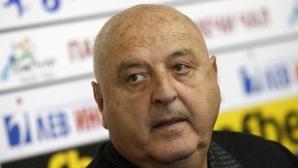 Венци Стефанов: Шефът на съдиите трябваше да каже кой го натиска