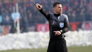Отлични оценки за Георги Кабаков в младежката Шампионска лига