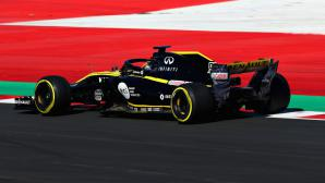 ФИА одобри обдухваното задно крило на Рено Ф1