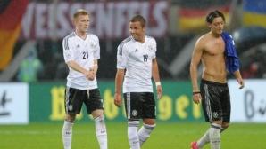 Ройс и Гьотце не попаднаха в състава на Германия