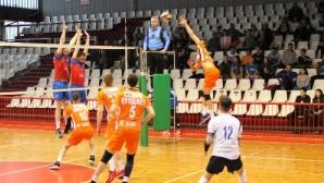 Дунав тръгна с победа в плейофите на Висшата лига