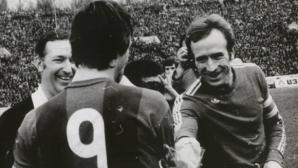 42 години от паметния двубой на Левски с Барселона (видео)