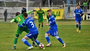 Добруджа продължава похода към професионалния футбол - кръгът на Североизток