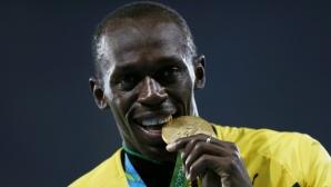 Болт искал да подари олимпийското си злато от Рио на доктор Мюлер-Волфарт