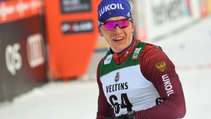 Болшунов с първа победа за Световната купа по ски-бягане