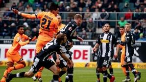 """Гол след гол до последната минута на """"Борусия Парк"""" (видео)"""