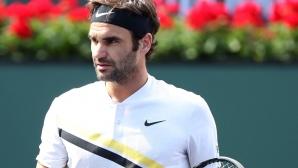 Федерер: Имах и късмет