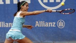 Шиникова загуби финала в Тунис