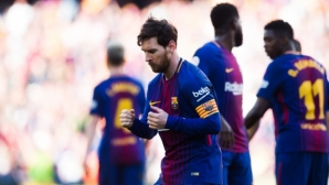 Барселона - Атлетик 1:0 (гледайте на живо)