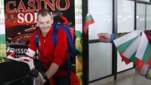 Веселин Цинзов завърши на второ място в старта на 10 километра