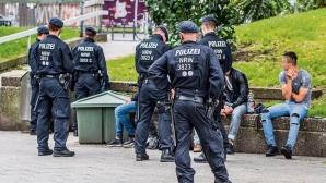 Голям бой между запалянковци на Кьолн и Леверкузен (видео)