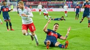 Дойде време и Байерн да усети силата на новия фактор в Германия (видео)