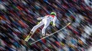 Зографски извън топ 30 в ски полетите във Викерзунд