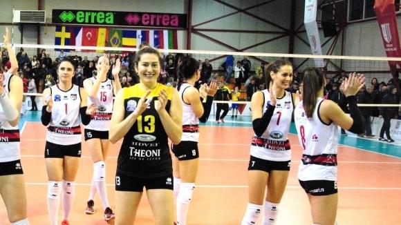 Славина Колева и Петя Баракова с успех №4 в плейофите