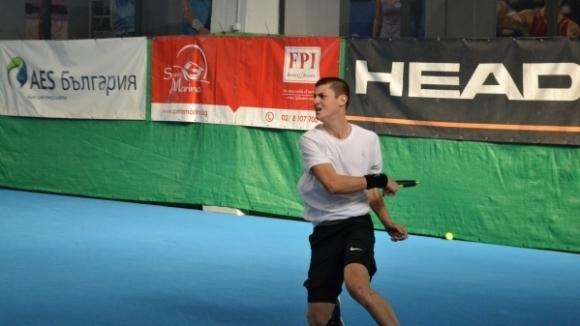Лазаров загуби на старта в Хърватска