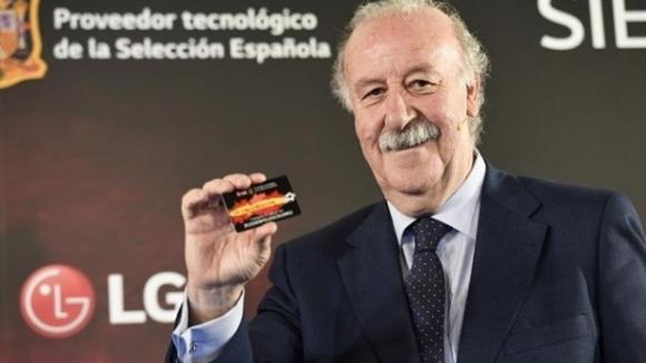 Дел Боске посочи изненадващ конкурент сред съперниците на Испания