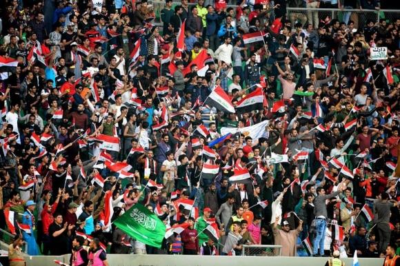 Ирак ще бъде домакин на международни мачове за първи път от 30 години