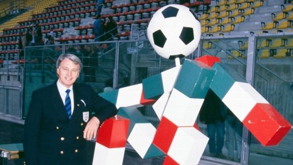 """""""Лего"""" пусна култовия талисман на Италия'90"""