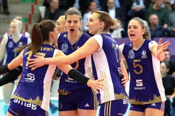 Мира Тодорова и Гери Димитрова без шанс срещу Вакъфбанк в плейофите на ШЛ (видео)