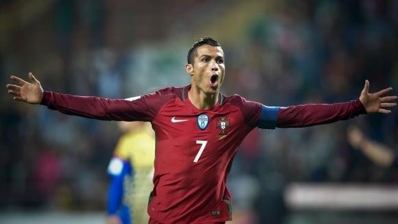 Какво направи, Кристиано? Роналдо сътвори паметен обрат с 2 гола след 90-ата (видео)