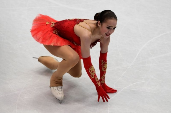 Алина Загитова отказа да говори пред медиите след провала