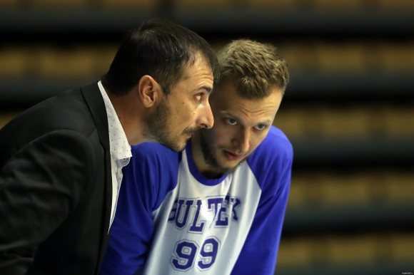 Асен Николов: Коригирахме играта си след почивката и спечелихме