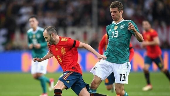 Трима германци ще пропуснат мача с Бразилия