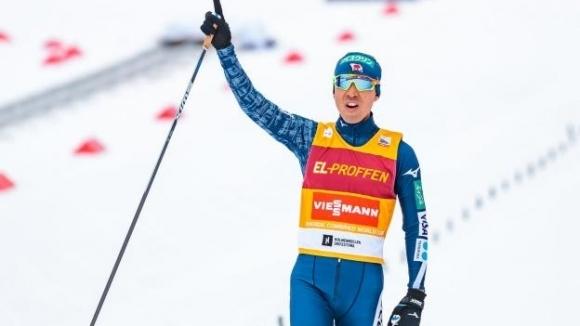 Носителят на Световната купа в ски-северни дисциплини завърши сезона с победа