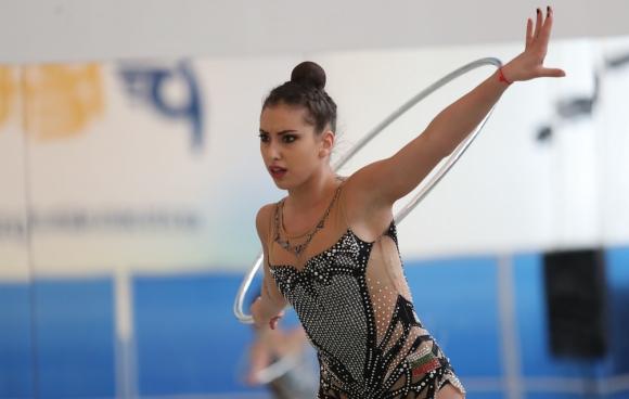 Гимнастичките грабнаха четири бронзови медала в Тие