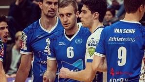 Трифон Лапков най-резултатен при победа на Абиант Ликургус в плейофите