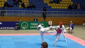 """Български финал на """"Украйна Оупън"""" в олимпийската категория до 68 кг"""