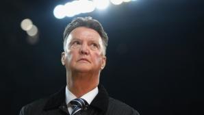 Ван Гаал: Исках Левандовски в Ман Юнайтед, но Байерн ни отказа